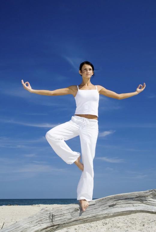 Йога, как образ жизни счастливого человека