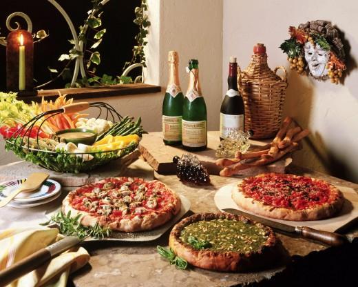 Италия предложит UNESCO внести пиццу в список нематериального наследия