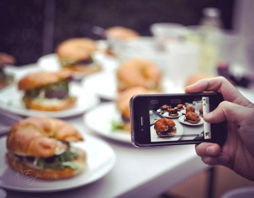 Приложение для iPhone определит калорийность еды по ее фотографии