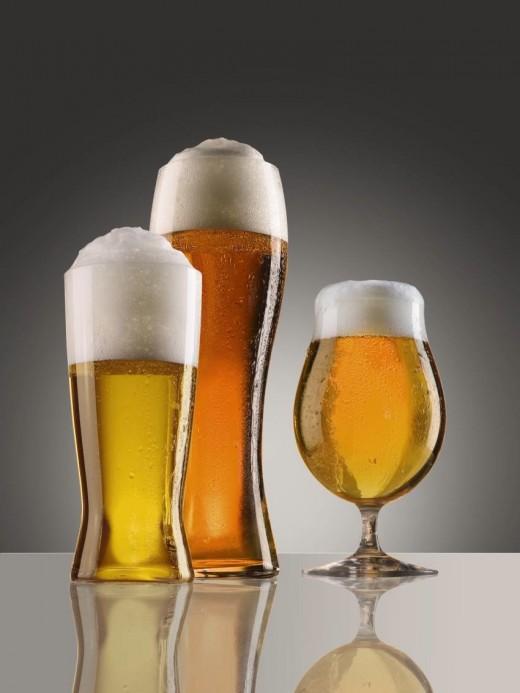 Из чего лучше пить пиво