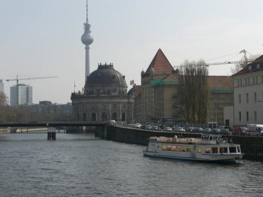 Берлин – туристический центр Германии