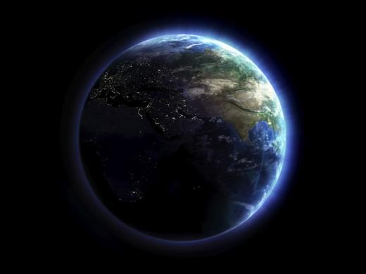 Земля готовит человечеству весьма неприятные сюрпризы