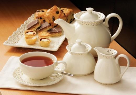 Как удивить и порадовать подружек на чаепитии?