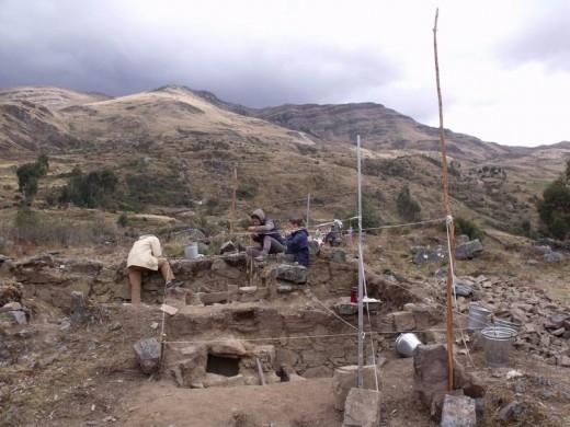 В Перу найдена нетронутая гробница