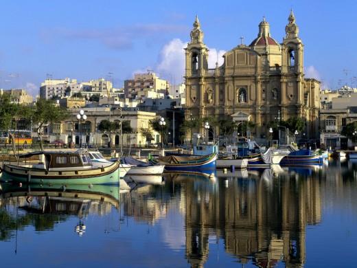 Отдых и учеба на Мальте