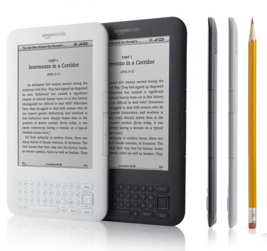 Amazon осенью выпускает свой планшет3