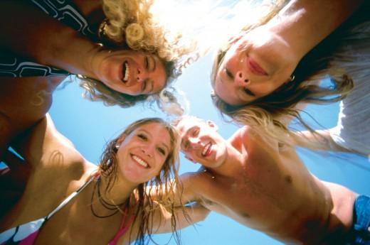 Российские студенты мечтают быть летом сотрудниками пляжа