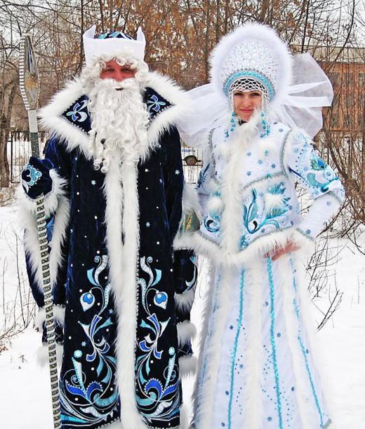 Что общего у Деда Мороза и... Микки Мауса?