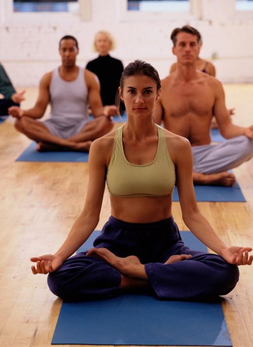 Настроение для йоги? Enjoy Yoga!