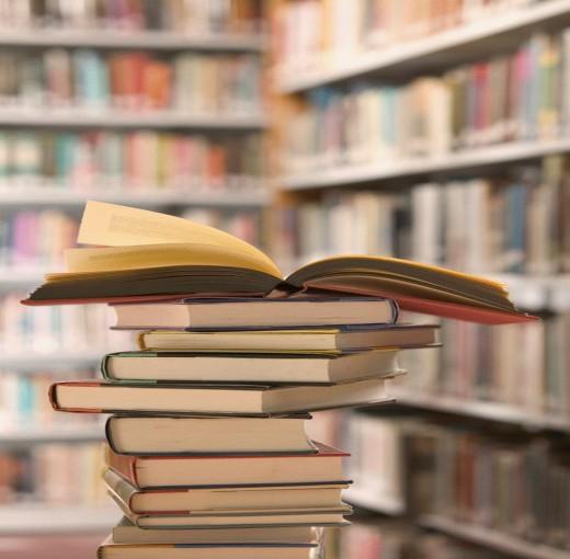 Книжное изобилие