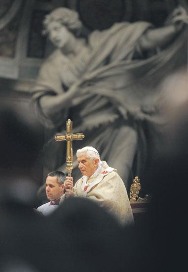 Мир: католическое Рождество