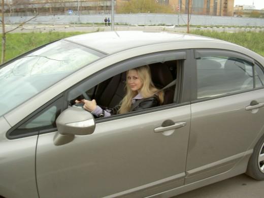 Курсы по обучению вождения автомобиля для женщин