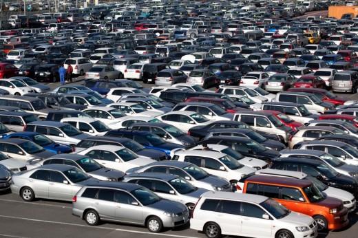 К 2025 году Россия догонит Запад по уровню автомобилизации