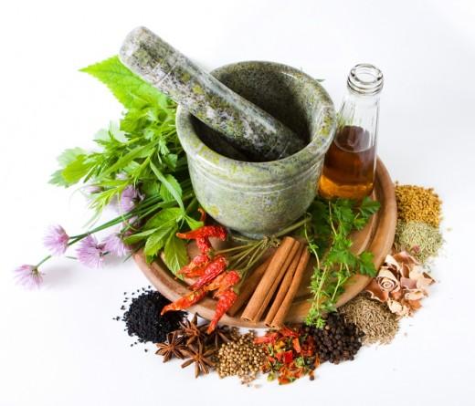 Душистые травы для вашего здоровья