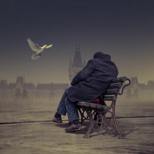 Одиночество опасно для психического здоровья