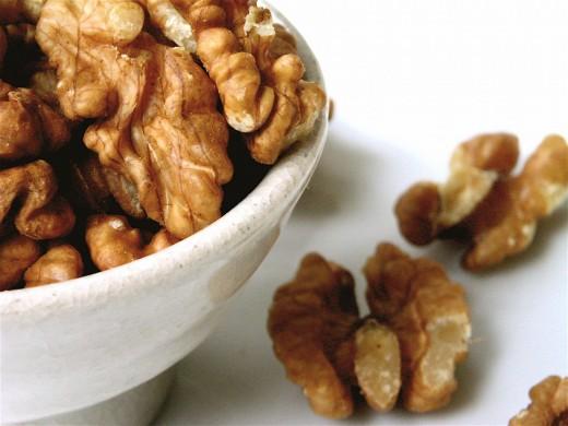 Орехи - и полезно, и вкусно