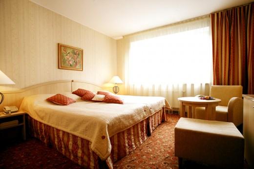 В какой гостинице остановится на время отпуска?