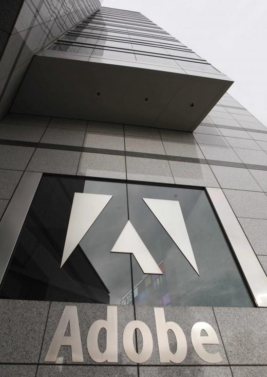 История Adobe Systems