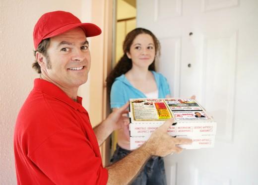 Доставка пиццы - популярная и удобная услуга