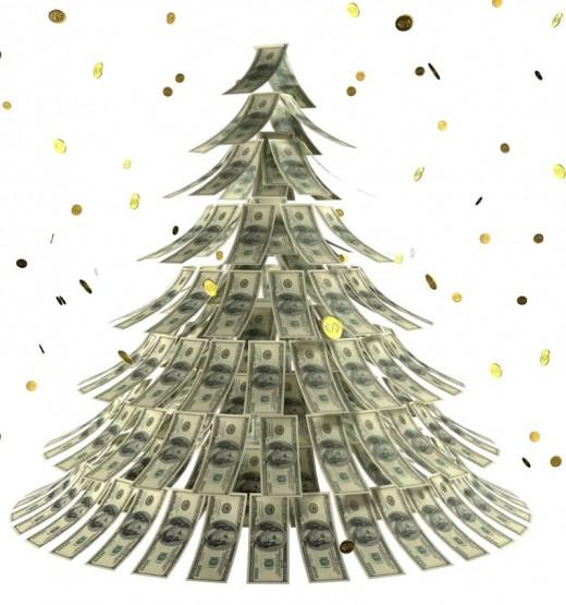 Планируем бюджет на новогодние праздники.