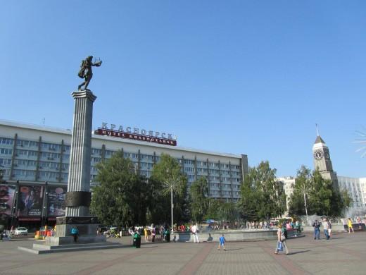 Какой нынче сервис предлагают гостиницы Красноярска?