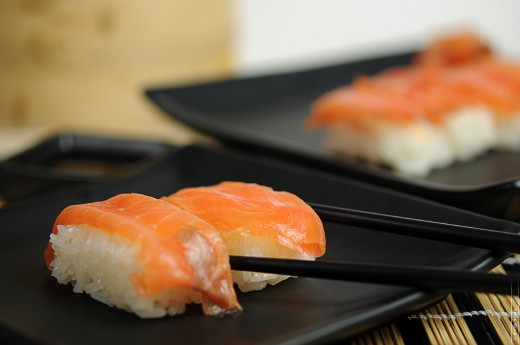 Диета с суши