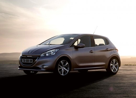 Peugeot 208 - новый европейский бестселлер