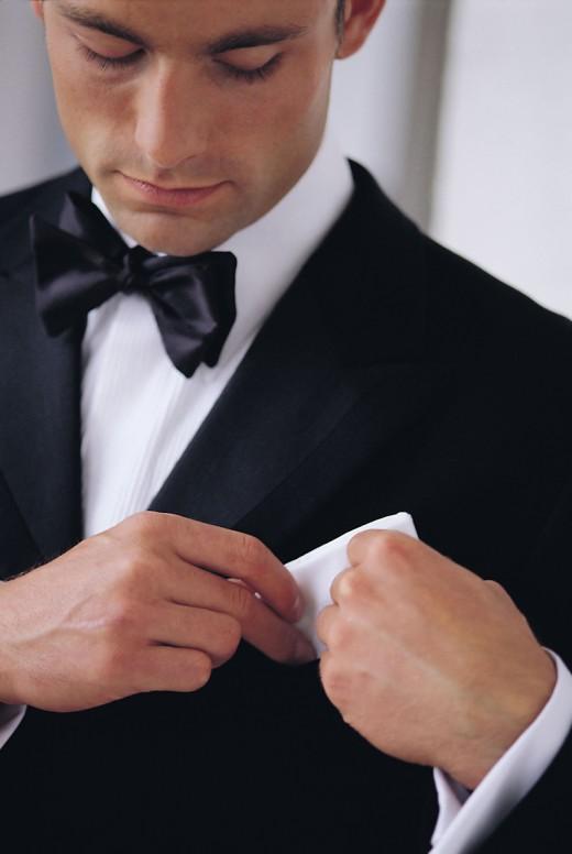 Жениха встречают по одежке
