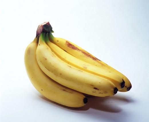 Бананом по диете