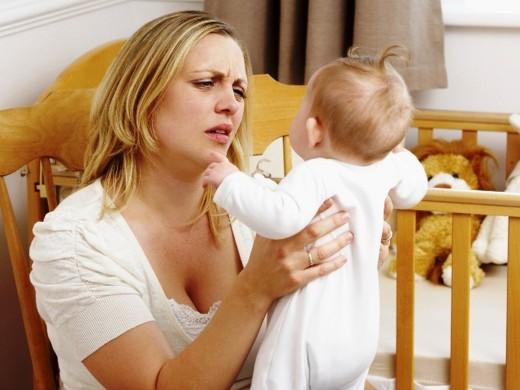 Дети страдавших послеродовой депрессией матерей оказались ниже ростом