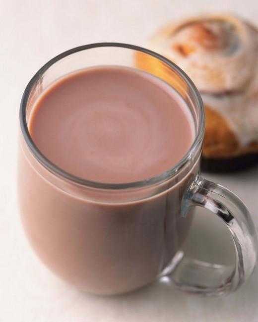 Чашка какао сохранит память в старости