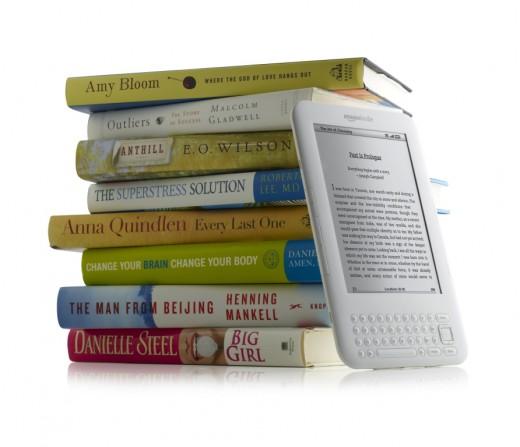 «Электронные книги»: опасны для здоровья или нет?