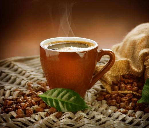 Кофе помогает мозгу распознавать добрые слова