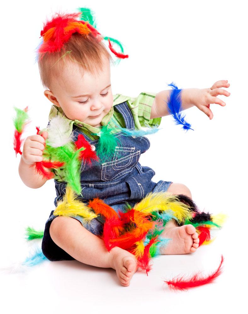 Как играет ребенок фото