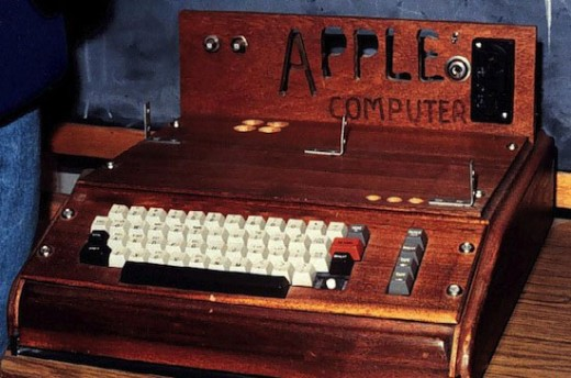 Первый компьютер от Apple продали за рекордные 400 тысяч евро