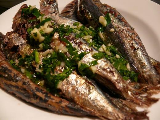 Португальская кухня: сытная экзотика