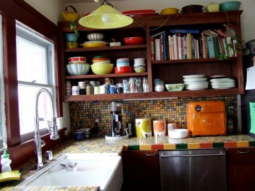 Кухня – используем место рационально