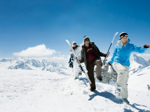 Планируем зимний отдых