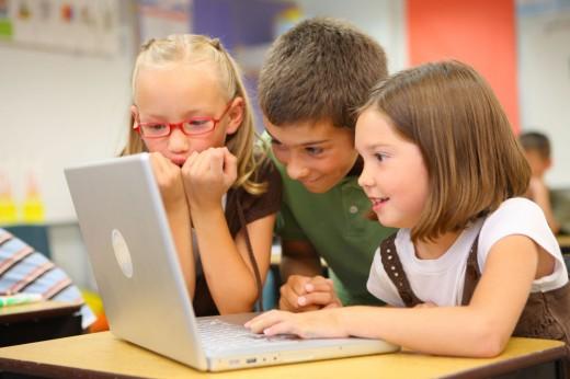 В какие компьютерные игры можно играть нашим детям
