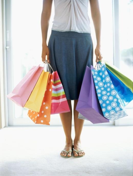 Как не поддаться соблазну во время покупок?