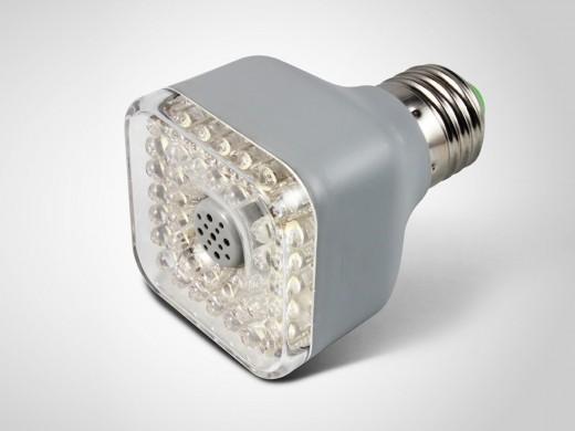 Светодиодная лампа – новое слово в освещении квартир