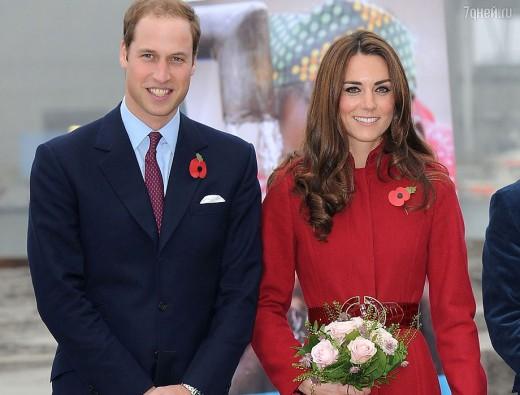 Дочь принца Уильяма и Кэтрин станет принцессой