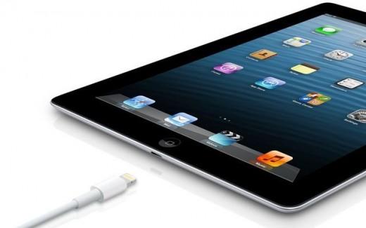 Apple анонсировала iPad 4 со 128 Гб памяти за $800