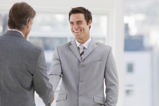 Начало бизнеса – поиск клиентов