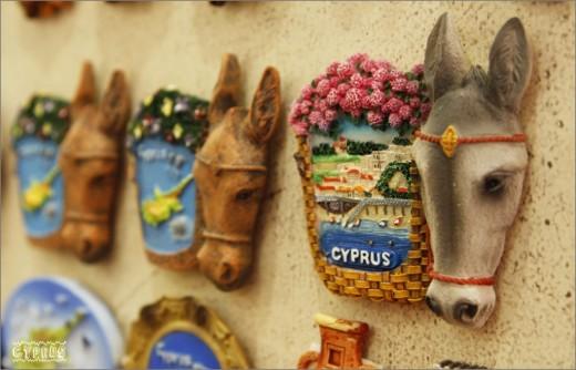 Какие сувениры популярны на Кипре и в Израиле?