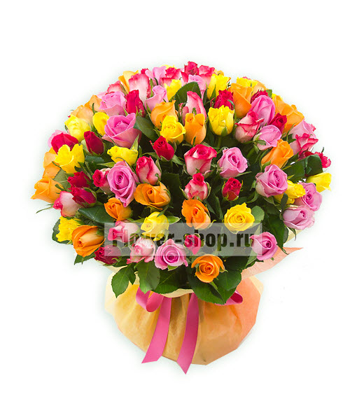 Очаровательный мир цветов