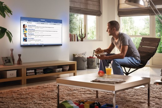 Телевизор или интернет?