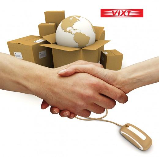 VIXT: экспресс-доставка для интернет-магазинов
