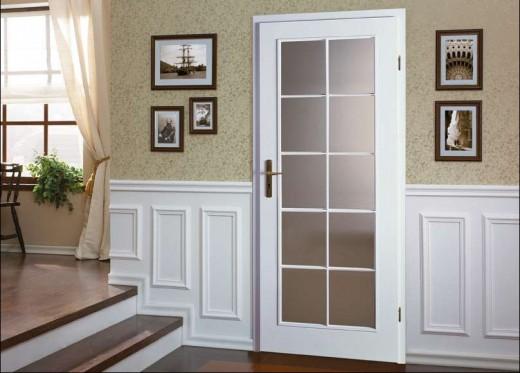 Межкомнатные двери - как деталь интерьера
