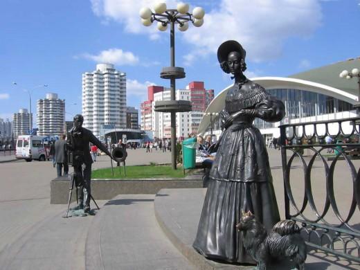 """Беларусь - одно из немногих государств, где, услышав, что ты из Украины, местные с восторгом скажут: """"Круто!"""""""